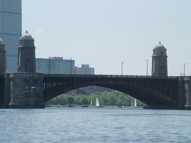 Long Fellow Bridge ~ Boston