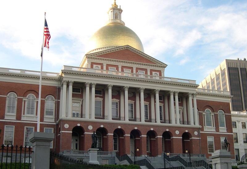 Massachusetts State House ~ Boston