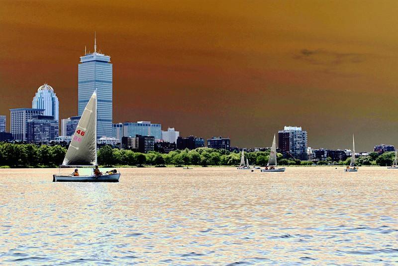 Charles River ~ Boston, MA