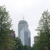 Prudential building as seen from Back Bay