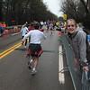 Wellesley at 12.4 miles