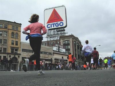 Citgo = 1 Mile to Go.