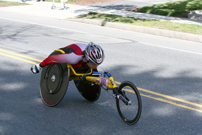 Wakako Tsuchida, First in Women's Wheelchair