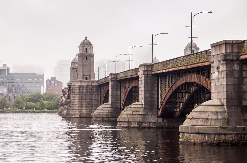 Boston Longfellow Bridge
