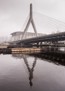 Bunker Hill Bridge in Boston