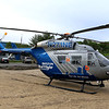 The Bosoton Med Flight helicopter that was on display at their ground breaking ceremony on June 7, 2017. SUN/JOHN LOVE
