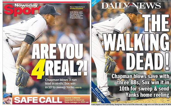 Newsday & New York Daily News