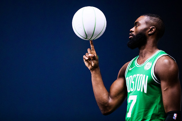 2019 Boston Celtics Media Day