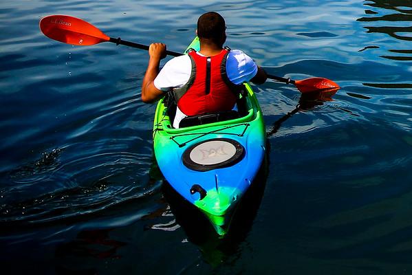 LL Bean Kayak