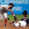 ALDS Red Sox Indians Baseball