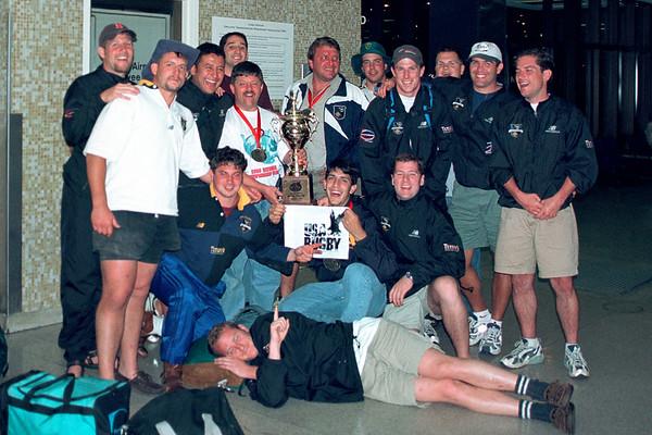 BRFC @ D3 Nationals / June 2000