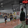Malcolm Going breaks the New England record in the 800m