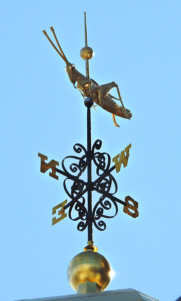 Faneuil Hall Weather Vane