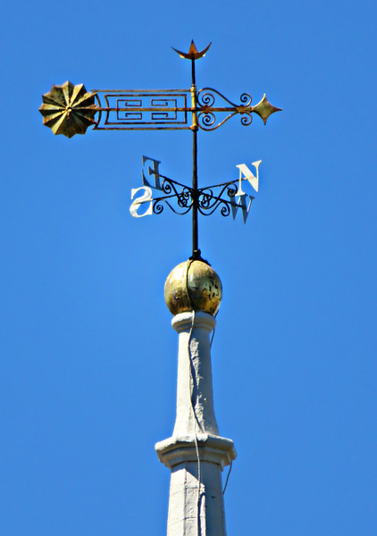 Park Street Church Weather Vane