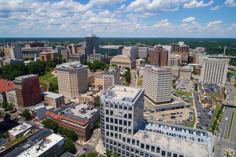 Richmond VA aerial image