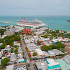Key West Florida aerial image