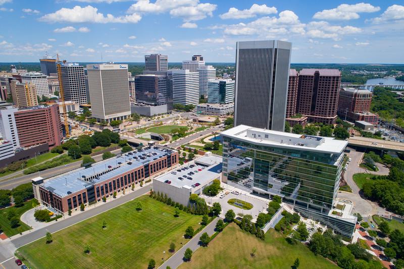 Westrock Corporate Office Richmond VA, USA