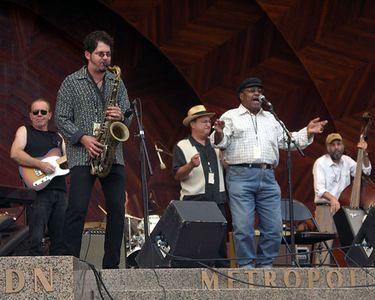 Blues Jam: Sax Gordon, Sugar Ray Norcia, Michael Ward