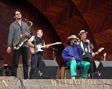 Blues Jam: Sax Gordon, Sugar Ray Norcia, Shirley Lewis