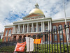 Massachusetts State House, Beacon Hill, Boston