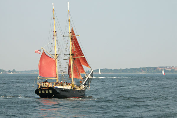 Red Sails in the Sunshine