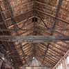 ceiling of streetcar barn South End