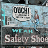 Wear Safety Shoes Charlestown Navy Yard