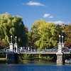 Public Garden footbridge
