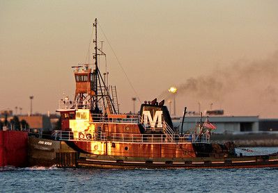 Joan Moran tugboat 1