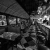 diners in the South Street Diner
