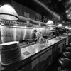 South Street Diner kitchen