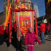 little girl Chinese New Year