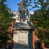 Charestown Civil War memorial