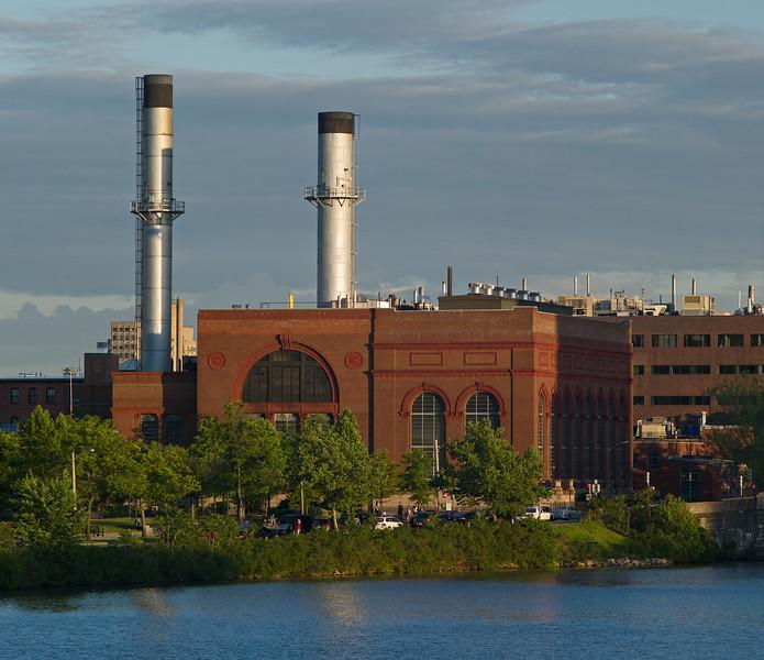 Blackstone Station steam plant