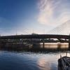 Zakim Bridge panorama