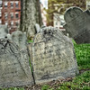 Here lies buried Susannah Hodsdon aged 36 & Elizabeth Read age 24