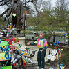 peace wave generator Public Garden