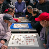 playing Xiangqi Chinese chess in Mary Soo Hoo Park