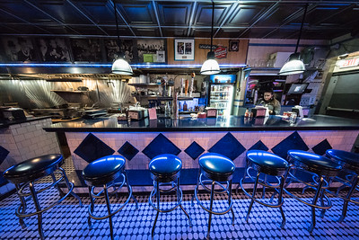 barstools South St Diner