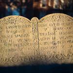 Hannah Harris aged 11 years 1686 Wiliam Harris aged 15 years 1688