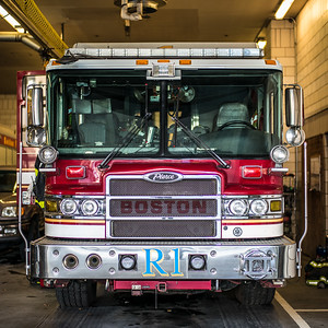 Boston fire truck R1