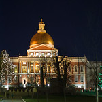 State House Christmas Eve