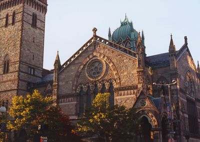 Old South Church, Copley Square