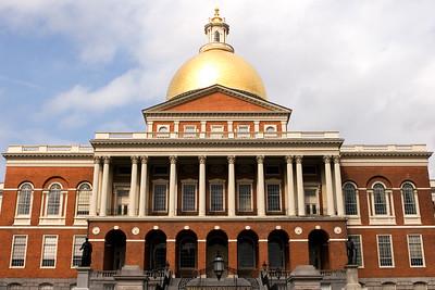 Massachusetts State Capital