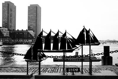 Boston Fan Pier Art