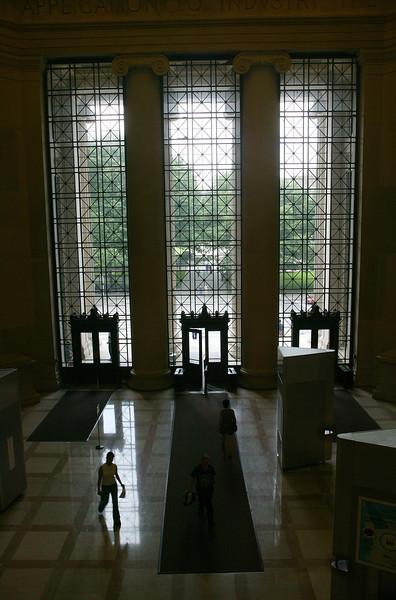 MIT entrance