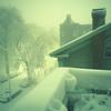 Snowy Chauncy St  scene