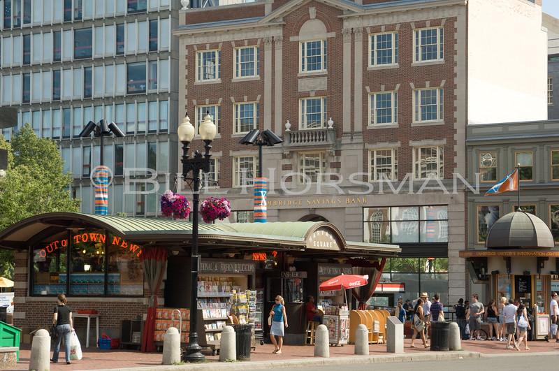 Harvard Square News Stand, Cambridge, MA
