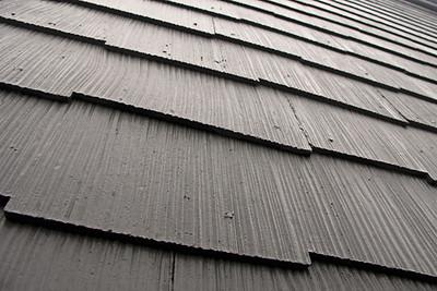 Roof near Charlestown dock