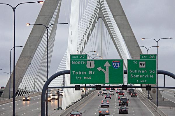 Charlestown/Zakim Bridge